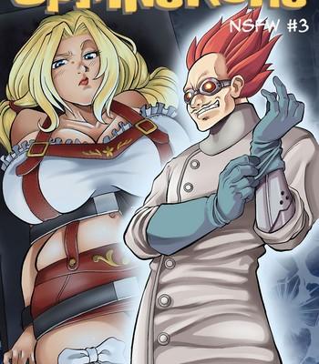 Porn Comics - Spinnerette NSFW 3