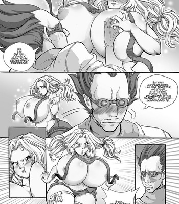 Spinnerette NSFW 3 comic porn sex 007