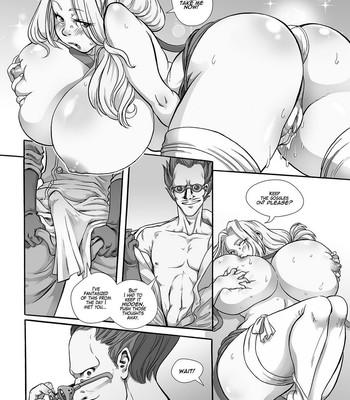 Spinnerette NSFW 3 comic porn sex 009