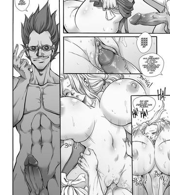 Spinnerette NSFW 3 comic porn sex 010