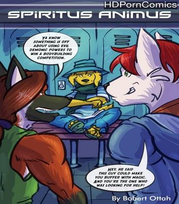 Spiritus-Animus 1 free porn comics