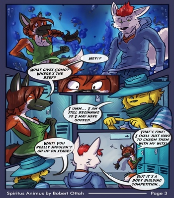 Spiritus-Animus 3 free sex comic