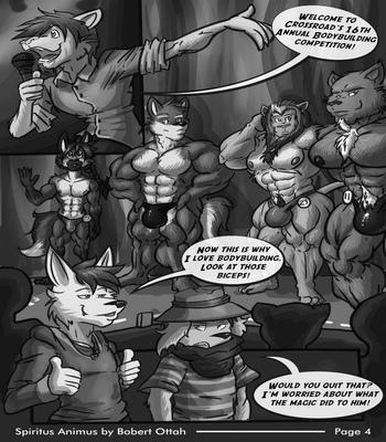 Spiritus-Animus 4 free sex comic