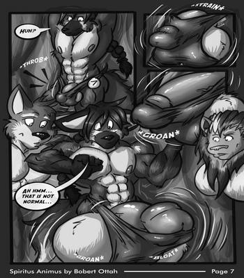 Spiritus-Animus 7 free sex comic