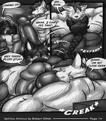 Spiritus-Animus 14 free sex comic