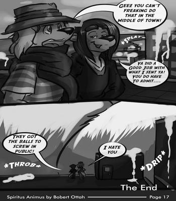 Spiritus-Animus 17 free sex comic