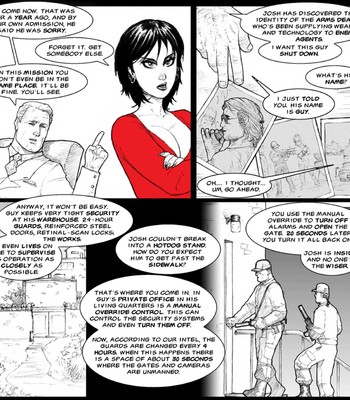 Spying With Lana Cases 2 comic porn sex 010