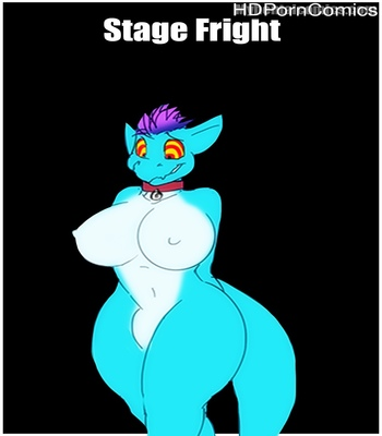 Porn Comics - Stage Fright