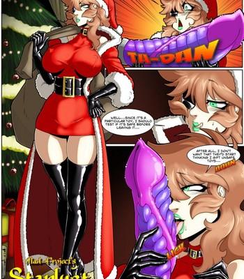 Porn Comics - Star Lust – A Christmas Carol