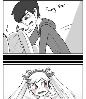 Star's Christmas comic porn sex 004