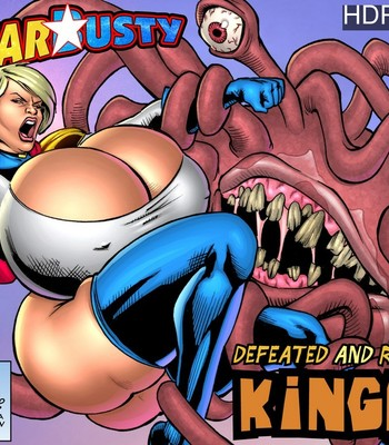 Porn Comics - Starbusty – Defeated And Raped By The Kingodd