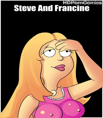 Porn Comics - Steve And Francine