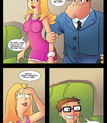 Steve-And-Francine 11 free sex comic