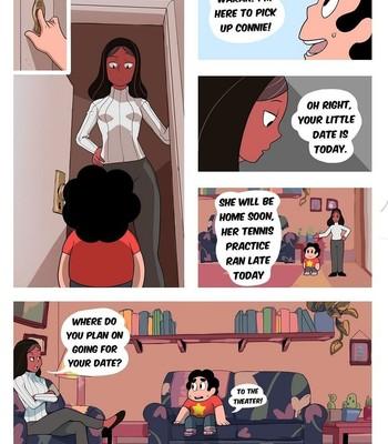 Porn Comics - Steven's Predicament