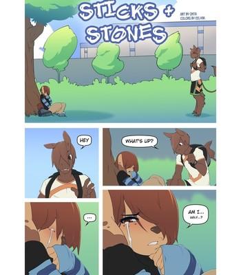 Porn Comics - Sticks & Stones
