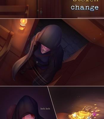 Porn Comics - Stolen Change