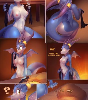 Stolen Change comic porn sex 008