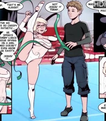 Porn Comics - Stopwatch