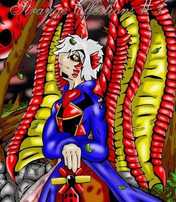 Porn Comics - Strange Effection 3
