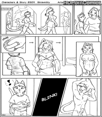 Porn Comics - Strawkitty 1