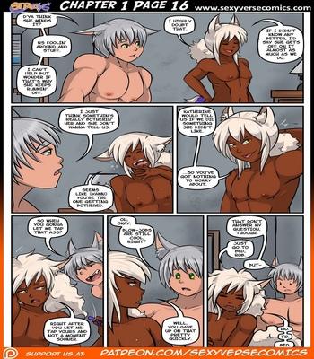 Strays-1 17 free sex comic