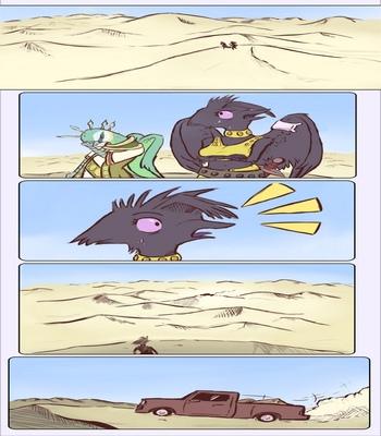 Stripping-On-Sand 2 free sex comic