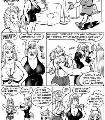 Porn Comics - Stud Farm 1