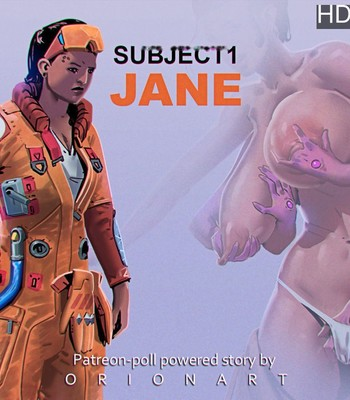 Porn Comics - Subject 1 – Jane