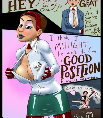 Subject Alvarez comic porn