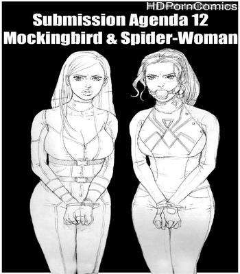 Porn Comics - Submission Agenda 12 – Mockingbird & Spider-Woman
