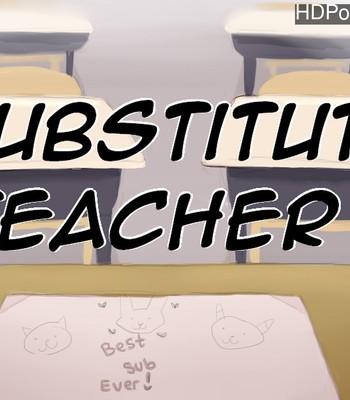 Porn Comics - Substitute Teacher