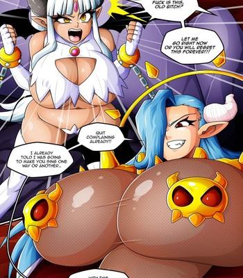 Succuboobs x Colors 3 – Part 2 comic porn sex 002