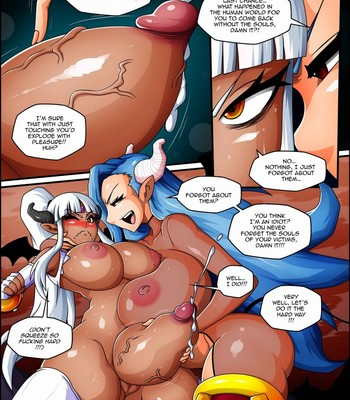 Succuboobs x Colors 3 – Part 2 comic porn sex 018
