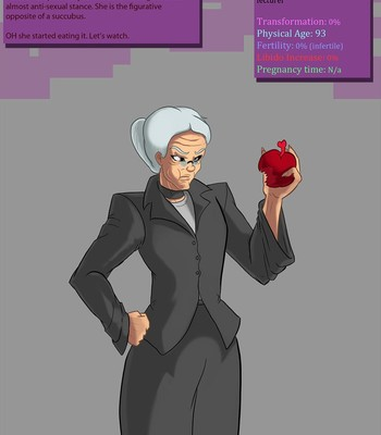 Porn Comics - Succubus Fruit