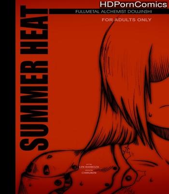 Porn Comics - Summer Heat