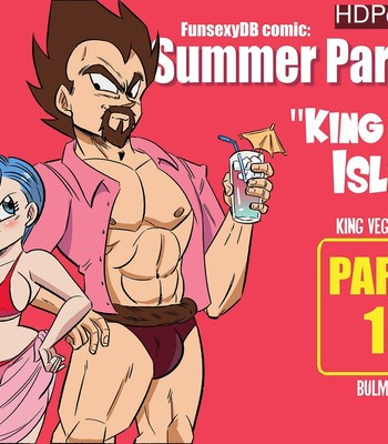 Porn Comics - Summer Paradise – King Of The Isle
