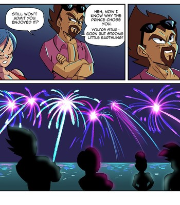 Summer Paradise – King Of The Isle comic porn