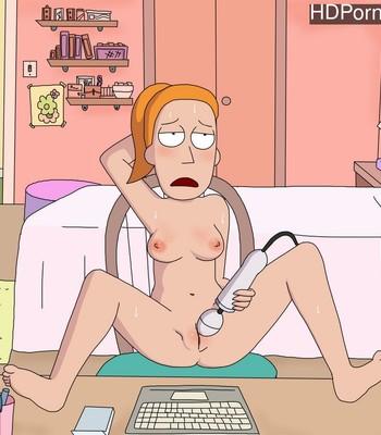 Porn Comics - Summer Smith's Webcam Show