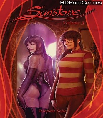 Porn Comics - Sunstone 3