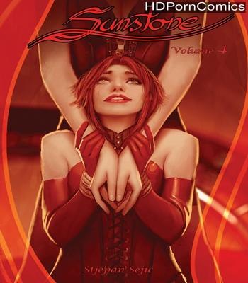 Sunstone 4 comic porn