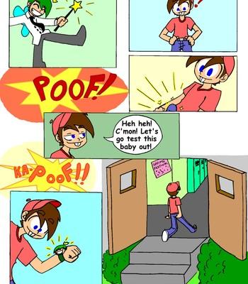 Super Dickery comic porn sex 010