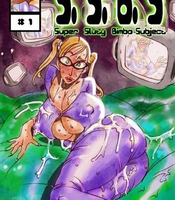 Super Slutty Bimbo Subject comic porn sex 001