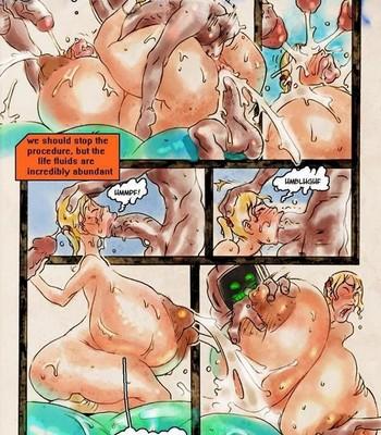 Super Slutty Bimbo Subject comic porn sex 013