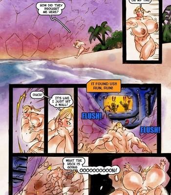 Super Slutty Bimbo Subject comic porn sex 017
