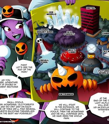 Super Special Halloween 2015 comic porn sex 003