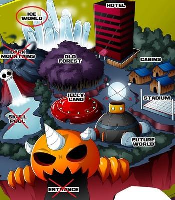 Super Special Halloween 2015 comic porn sex 025