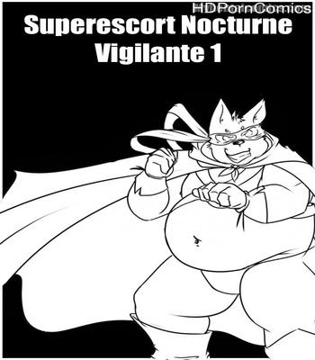 Porn Comics - Superescort Nocturne Vigilante 1