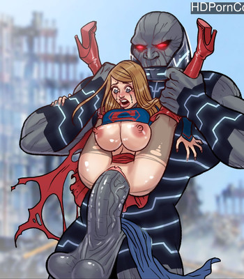 Porn Comics - Supergirl Dominated By Darkseid