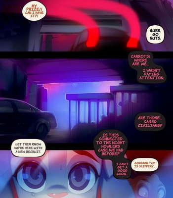 Sweet Sting 2 – Down The Rabbit Hole comic porn sex 019