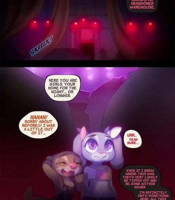Sweet Sting 2 – Down The Rabbit Hole comic porn sex 020